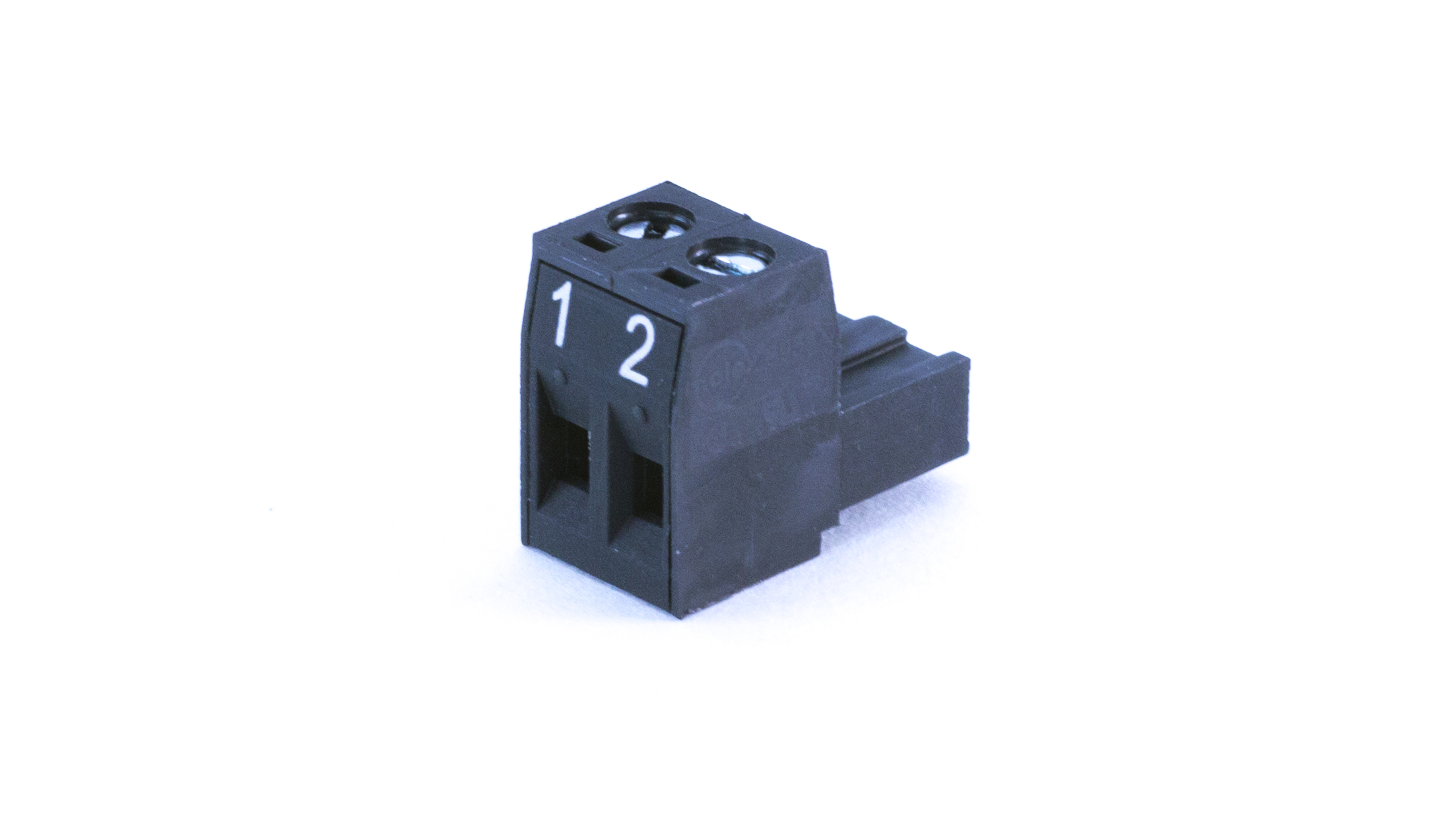 2 position terminal block for lulzbot 2