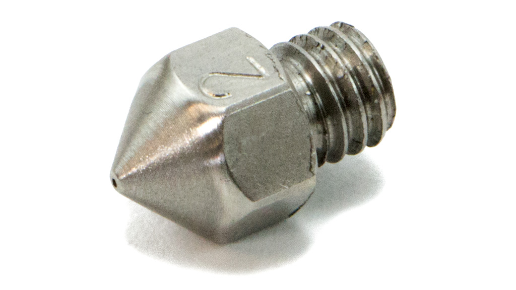 makerbot stainless steel nozzle