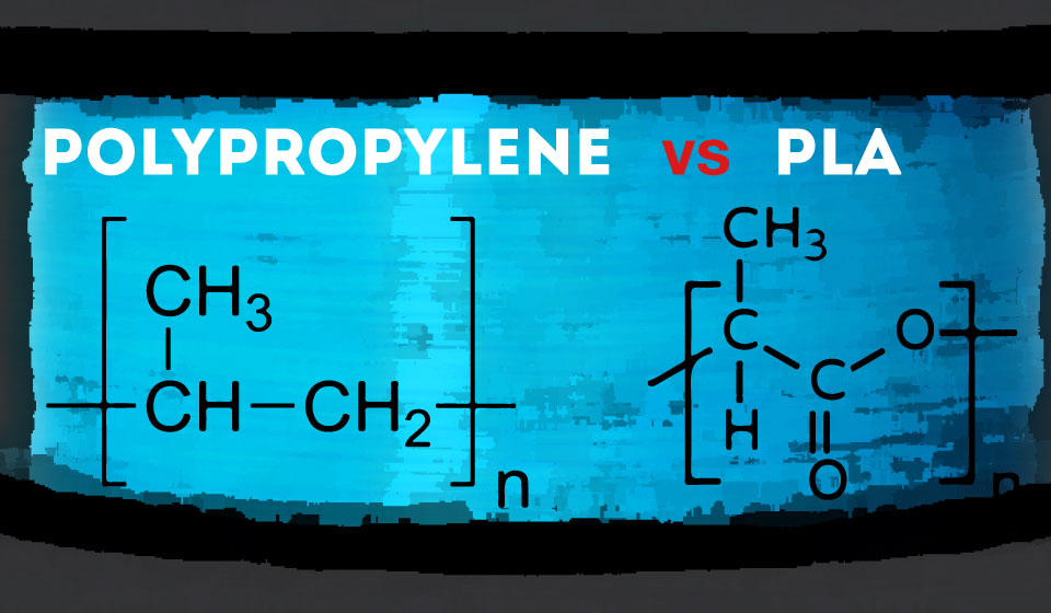 polypropylene vs pla
