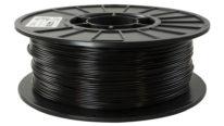 1.75mm black PLA filament - Schark Parts a