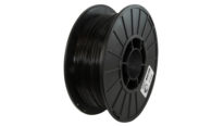 1.75mm black PLA filament - Schark Parts b