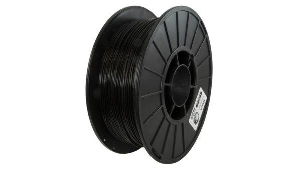 1.75mm black PLA filament - Schark Parts b