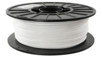 1.75mm white PLA filament - Schark Parts a
