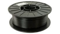 3D-Fuel 2.85mm Fossil Fuel Black APLA spool horizontal