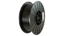 3D-Fuel 2.85mm Fossil Fuel Black APLA spool vertical