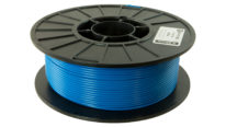 3D-Fuel 2.85mm Nuclear Blue APLA spool horizontal