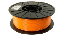 3D-Fuel 2.85mm Napalm Orange APLA spool horizontal