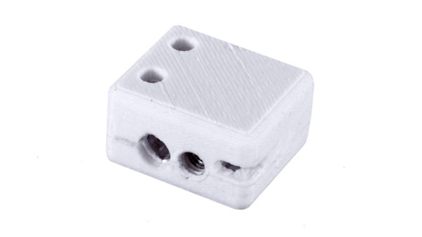 e3d volcano heater block with high temp silicone insulation 1