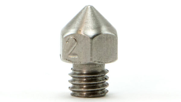 stainless nozzle 3d printing