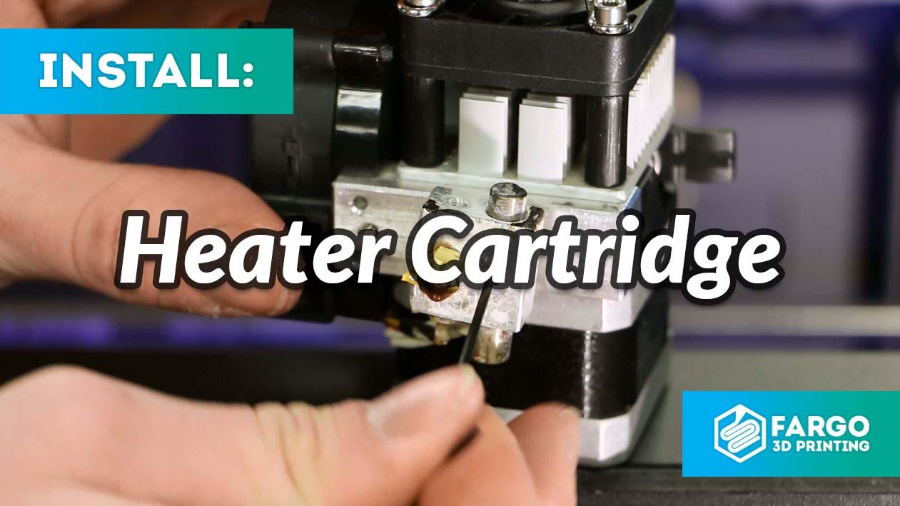 3d printer heater cartridge