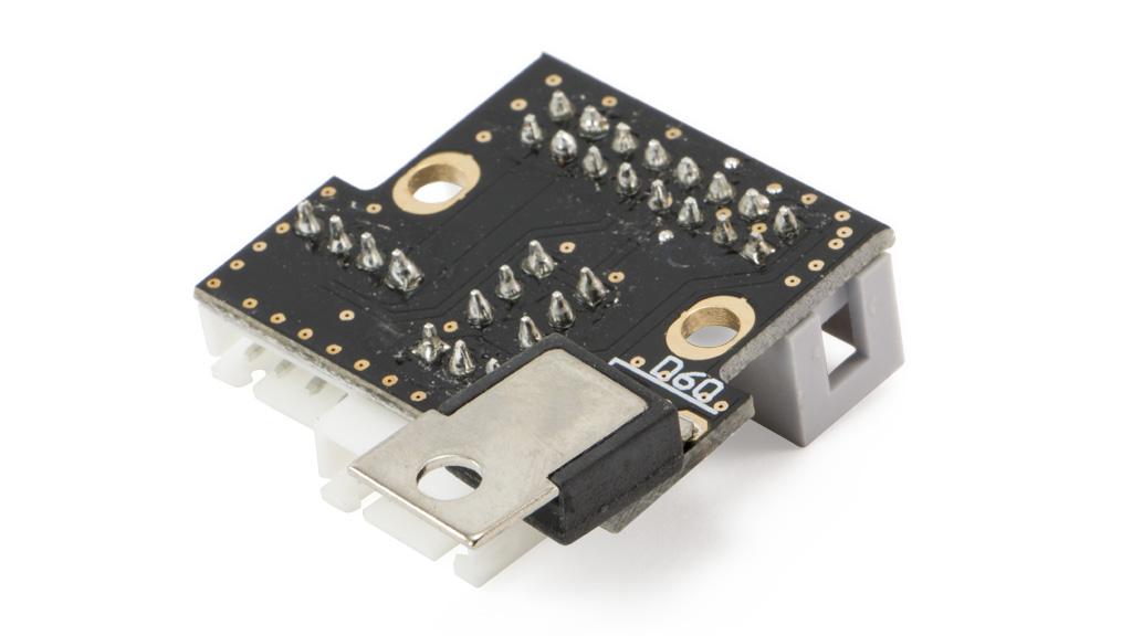 Up Box Tiertime PCB board