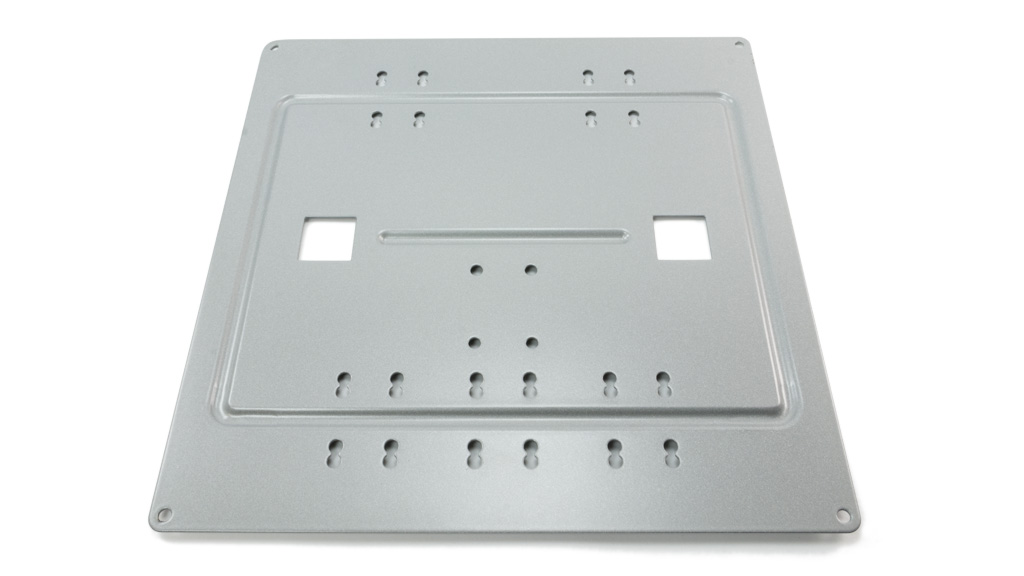 Lower Aluminum Plate - Wanhao Duplicator i3 Plus replacement parts
