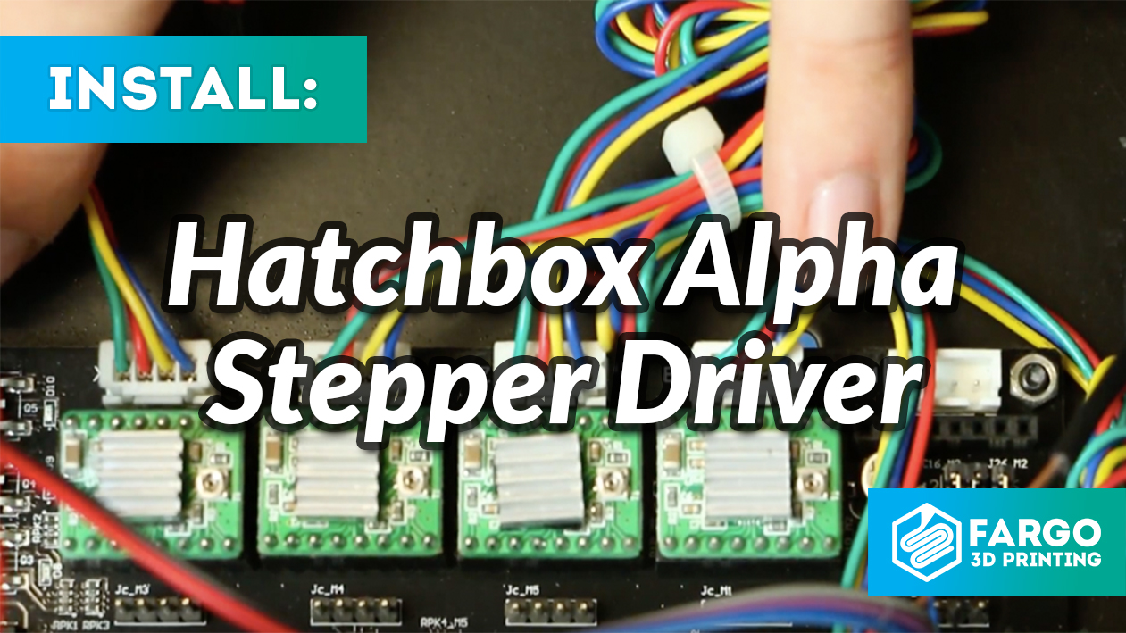 hatchbox 3d printer parts