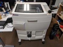 zcorp zprinter 310 plus - printer