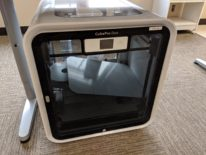 used 3D systems CubePro Duo